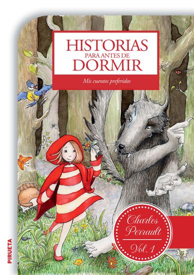 Historias para antes de dormir Vol 1 Charles Perrault - cover