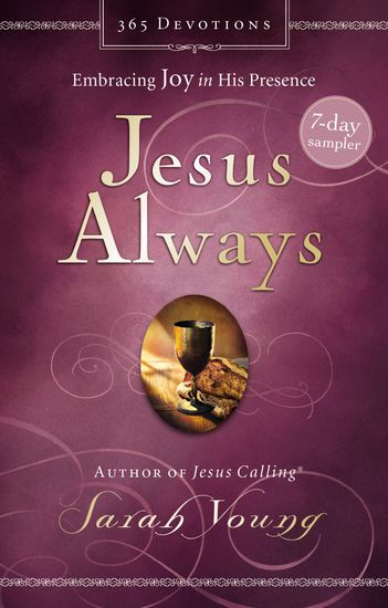 Jesus Always 7-Day Sampler - cover