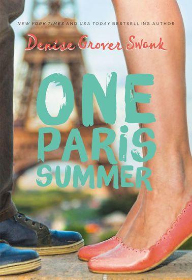 One Paris Summer - cover