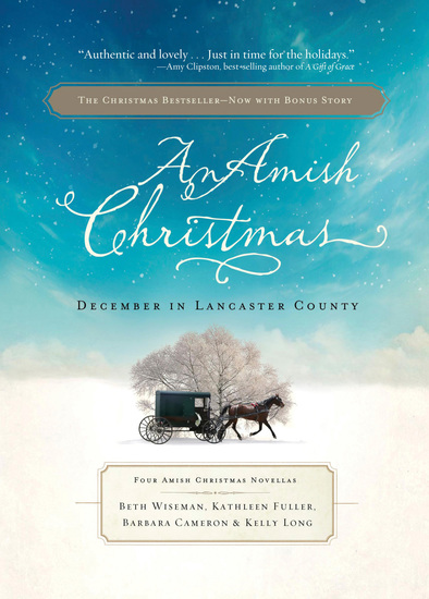 An Amish Christmas - December in Lancaster County - cover