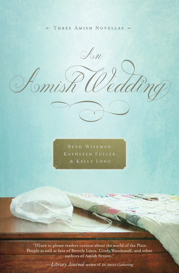 An Amish Wedding - cover