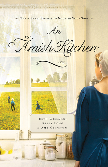 An Amish Kitchen - cover