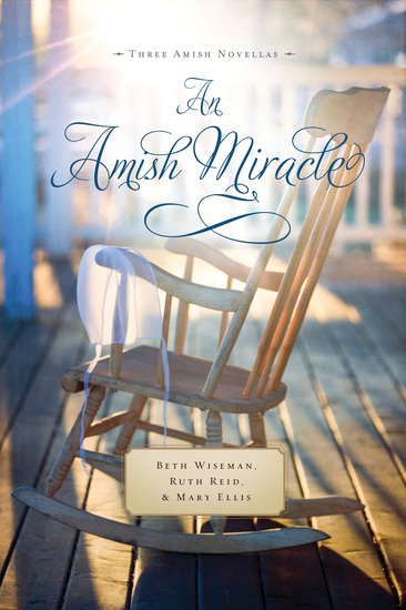 An Amish Miracle - cover
