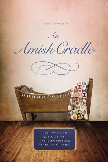 An Amish Cradle - cover