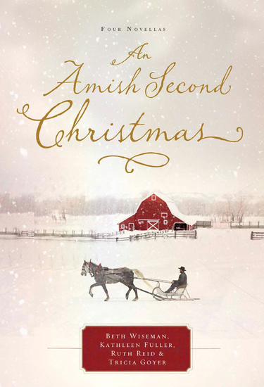 An Amish Second Christmas - cover