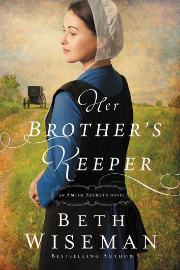 Her Brother's Keeper - cover