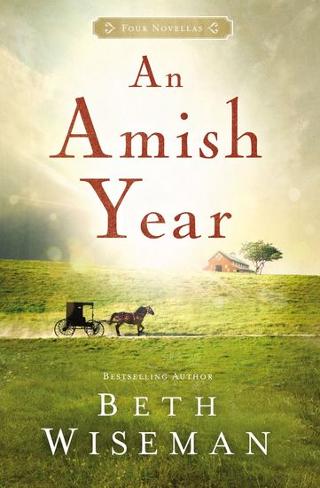 An Amish Year - Four Amish Novellas - cover