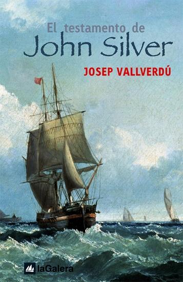 El testamento de John Silver - cover