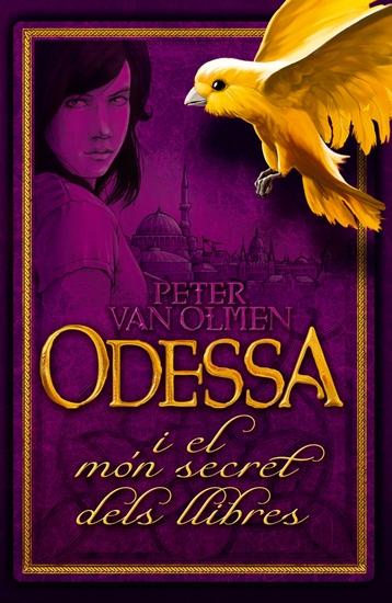 Odessa - I el món secret dels llibres - cover