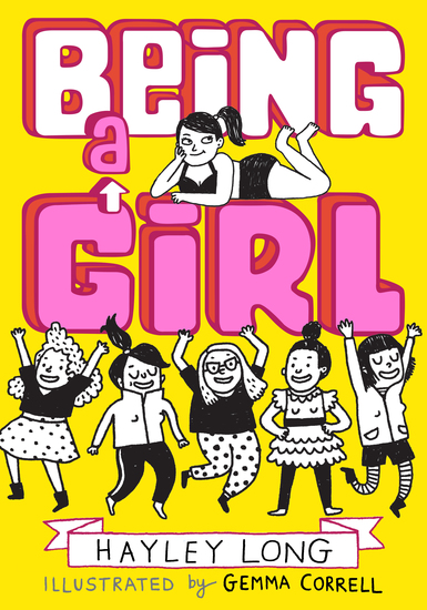 Being a Girl - cover