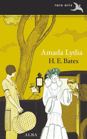 Amada Lydia - cover