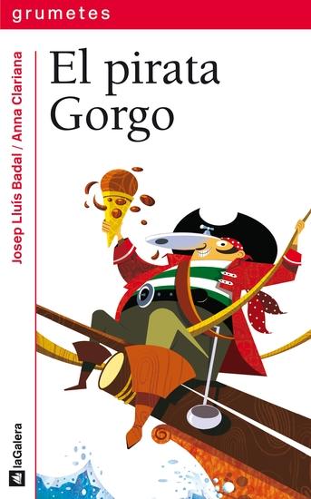 El pirata Gorgo - cover