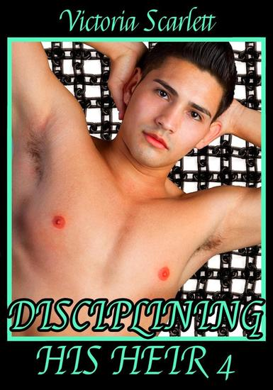 Disciplining His Heir 4 - cover