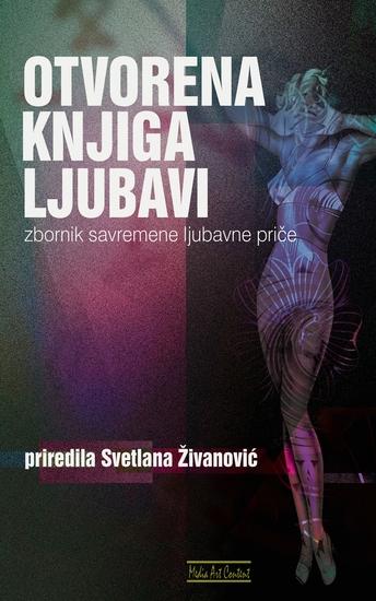 Otvorena knjiga ljubavi - cover