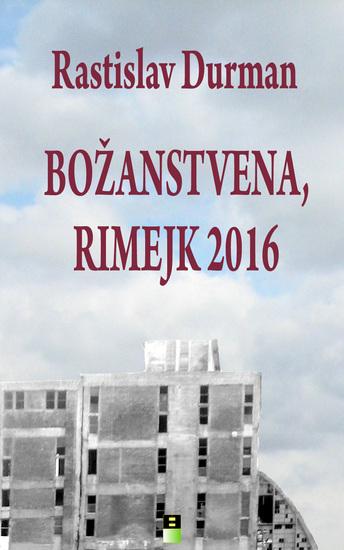 Bozanstvena rimejk 2016 - cover