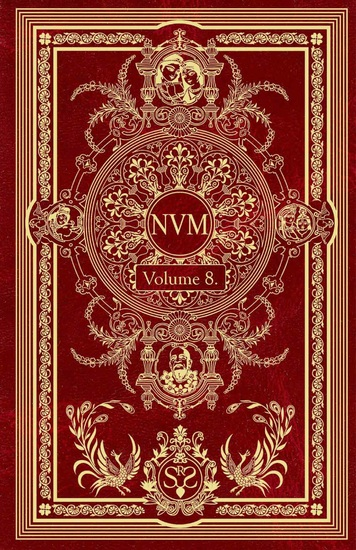 Nava-vraja-mahimā 8 - Volume Eight - cover