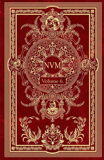 Nava-vraja-mahimā 6 - Volume Six - cover