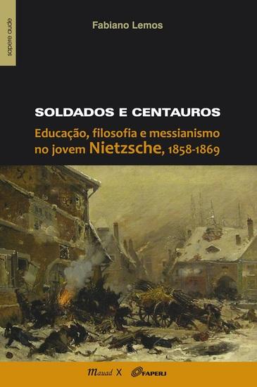 Soldados e Centauros - cover