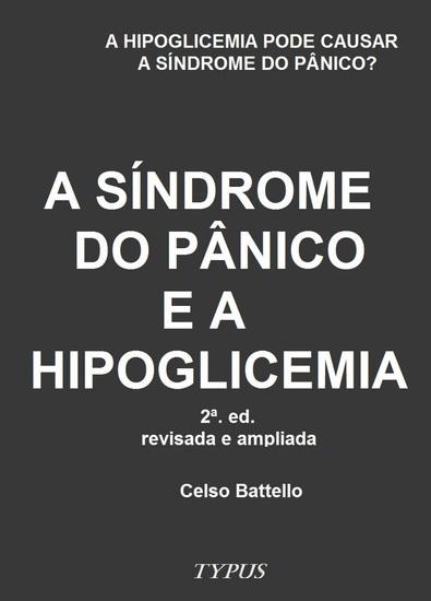 A Síndrome do Pânico e a Hipoglicemia - cover