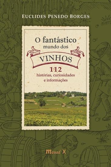 O Fantástico Mundo dos Vinhos - cover