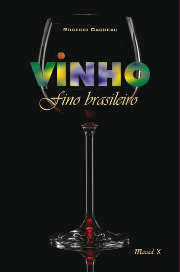 Vinho fino brasileiro - cover