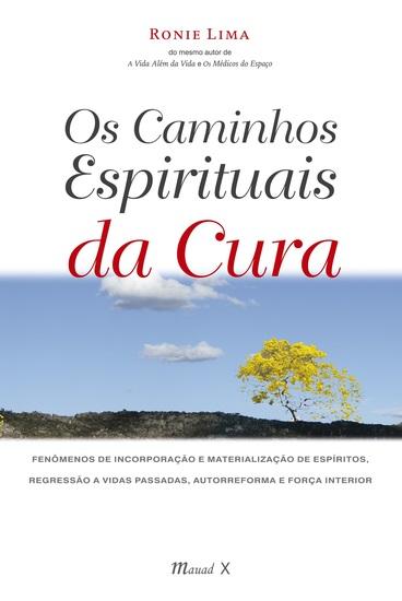 Os Caminhos Espirituais da Cura - cover