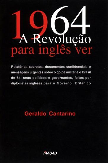 1964 - A Revolução para inglês ver - cover
