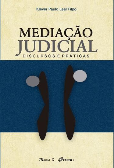 Mediação judicial - discursos e práticas - cover