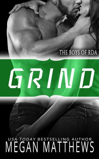 Grind - The Boys of RDA #3 - cover