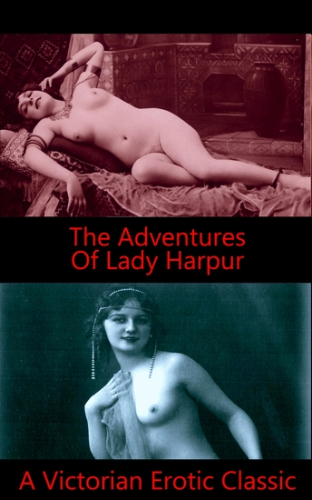 The Adventures of Lady Harpur - cover