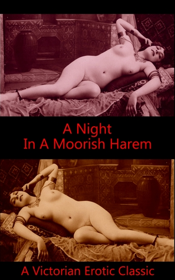 A Night in a Moorish Harem - cover