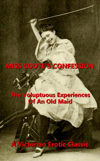 Miss Coote's Confession - cover