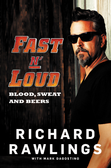 Fast N' Loud - Blood Sweat and Beers - cover