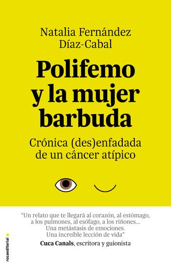 Polifemo y la mujer barbuda - cover