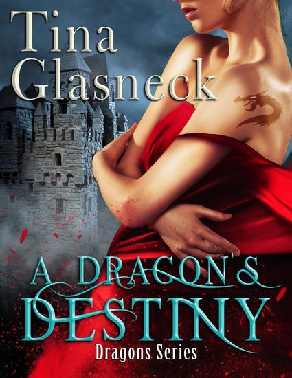 A Dragon's Destiny - Dragons Series #1 - cover