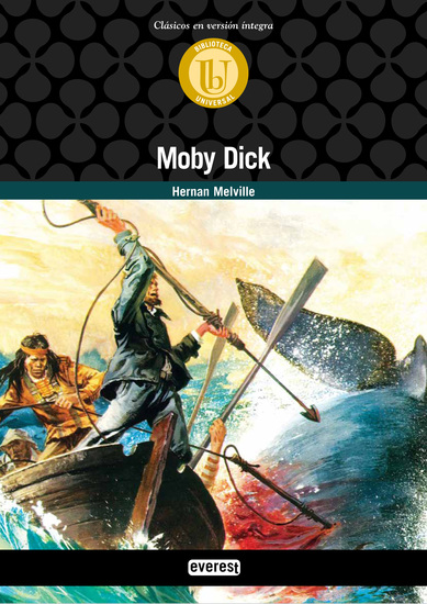 Moby Dick - cover
