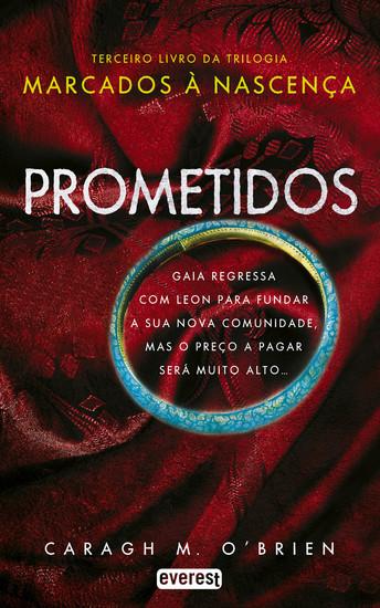 Prometidos Marcados à nascença Livro III - cover