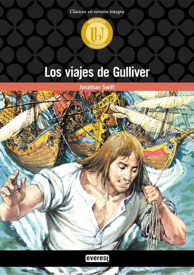 Los viajes de Gulliver - cover