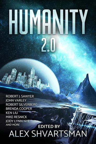 Humanity 20 - cover