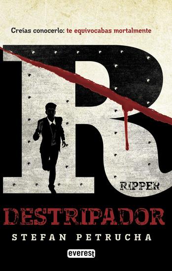 Destripador - cover