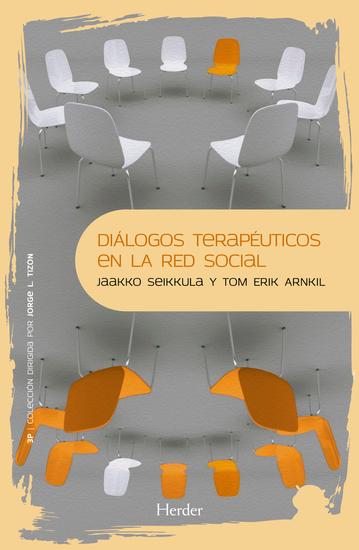 Diálogos terapéuticos en la red social - cover
