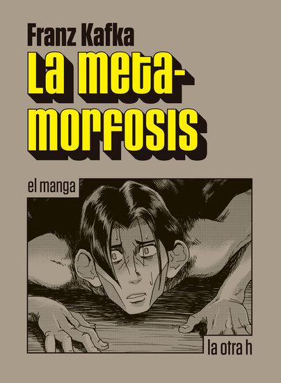 La metamorfosis - el manga - cover