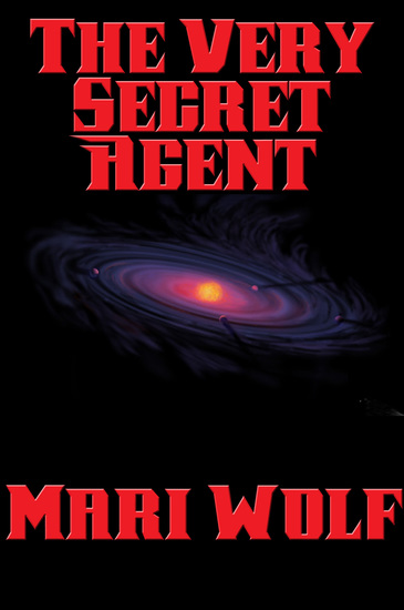 The Very Secret Agent - cover