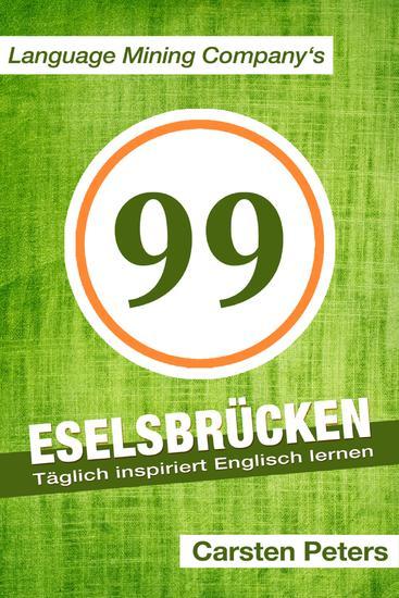 99 Eselsbrücken - Täglich inspiriert Englisch lernen - cover