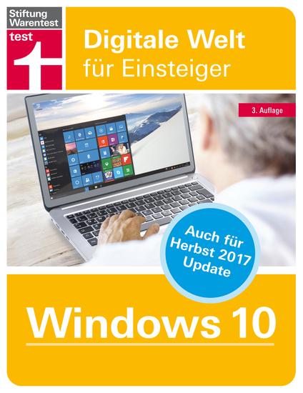 Windows 10 - Digitale Welt für Einsteiger - cover