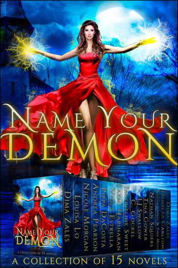 Name Your Demon - cover