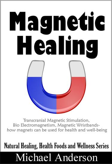 Magnetic Healing: Transcranial Magnetic Stimulation Bio Electromagnetism Magnetic Wristbands- How Magnets can be used for Health and Well-being - Natural Healing Health Foods and Wellness Series #1 - cover