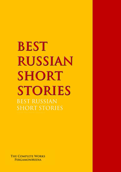 Best russian short stories - cover
