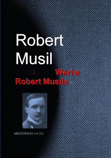 Gesammelte Werke Robert Musils - cover