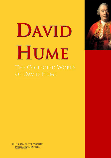 The Collected Works of David Hume - The Complete Works PergamonMedia - cover